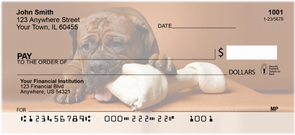 Boxer Fun Personal Checks | BBA-88