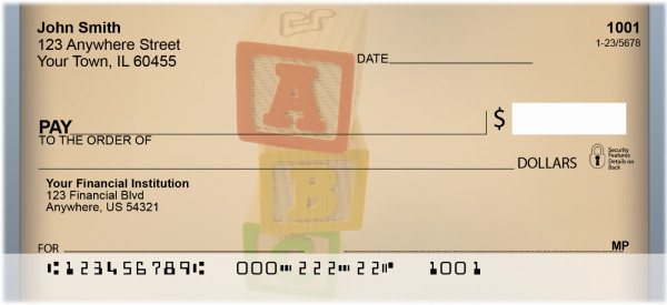 A To Z Personal Checks | BBE-36