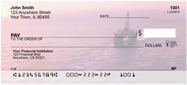 Offshore Oil Rigs | BCA-99