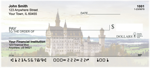 European Castle Checks | CAS-01