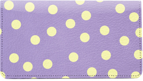 Dots Leather Cover | CDP-GEO01