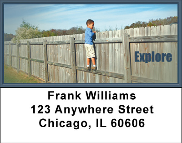 Explore Address Labels | LBBBC-66
