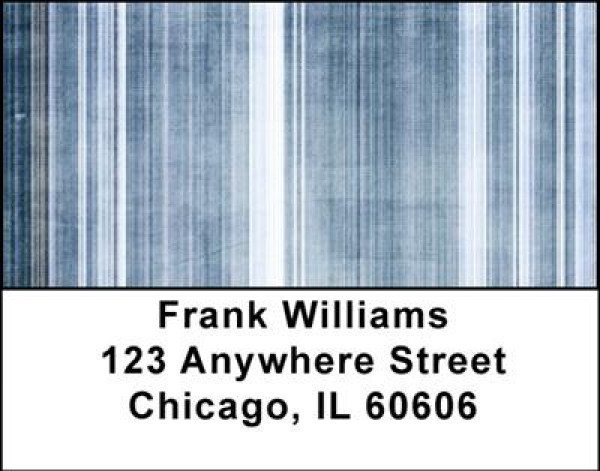 Vintage Blues Address Labels | LBGEO-35
