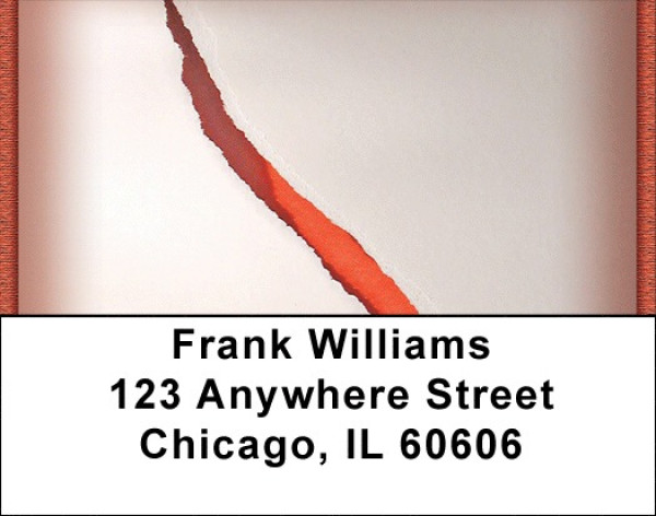 Hotline Address Labels | LBZABS-58