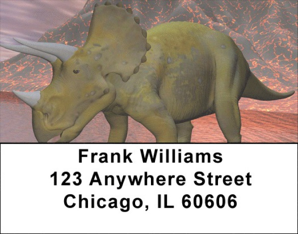 Dinosaur Planet Address Labels | LBZANJ-99