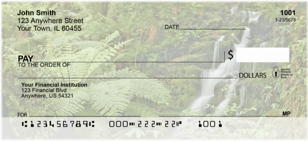 Fern Forrest Personal Checks | NAT-43