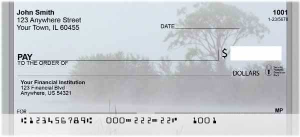 Misty Moments Personal Checks | QBP-37