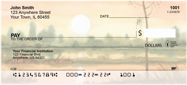 Moonglow Personal Checks | QBP-38