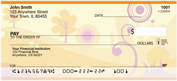 Dreamscapes Personal Checks | QBP-40