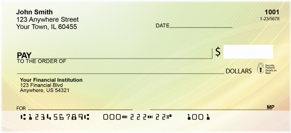 Capturing Softness Personal Checks | ZGEO-50