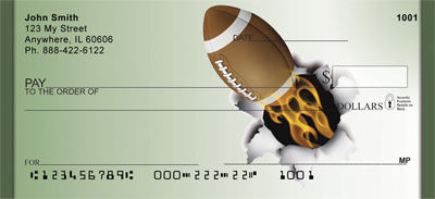 Smokin' Hot Football Checks - 2
