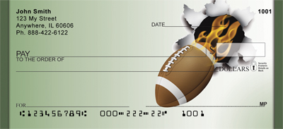 Smokin' Hot Football Checks - 3
