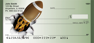 Smokin' Hot Football Checks - 4