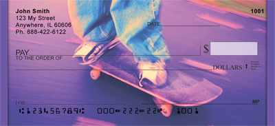 Speeding Skateboards Checks - 1