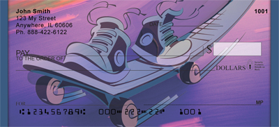 Speeding Skateboards Checks - 2