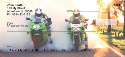 Extreme Motorcycle Races Checks - 1