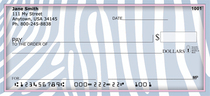 Soft Animal Prints Personal Checks