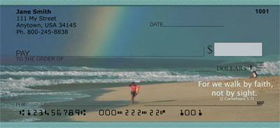 Rainbows Across America Personal Checks - 2