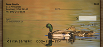 Duck Lovers Personal Checks