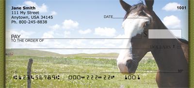 Horses Personal Checks