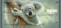 Kuddly Koala Personal Checks
