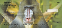 Baboon Business Personal Checks