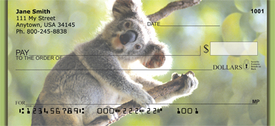 Koala Bears Personal Checks - 1