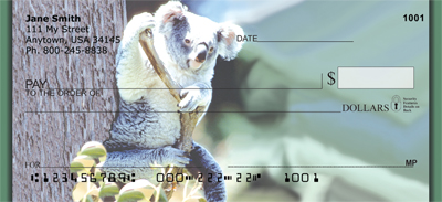 Koala Bears Personal Checks - 3