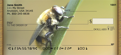 Busy Bees Personal Checks - 2