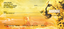 Cheetahs Personal Checks