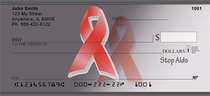 Stop Aids Personal Checks