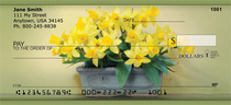 Daffodils Personal Checks