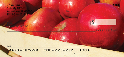 An Apple A Day Personal Checks - 4