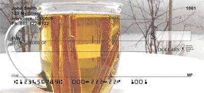 Winter Refreshments Personal Checks