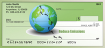 Go Green Personal Checks