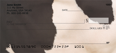 Holy Cow Personal Checks