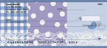 Bird Table Cloth Personal Checks