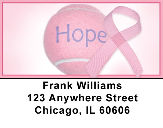Hope Wins Address Labels
