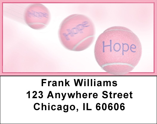 Hope Wins Address Labels - 2