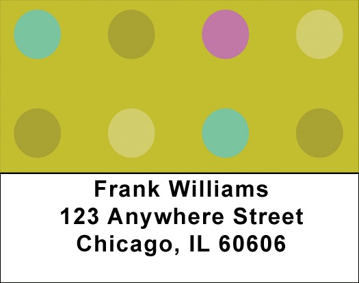 Find The Bright Spots Address Labels
