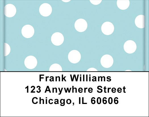 Summer Scrapbook Address Labels