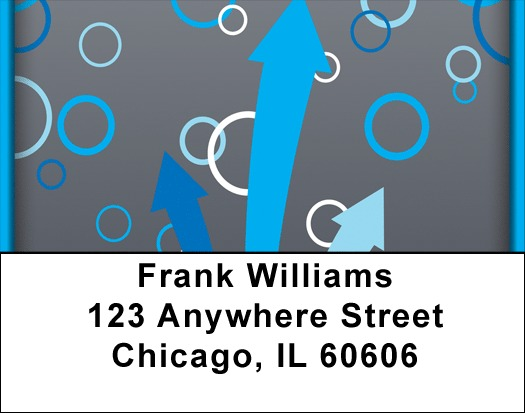 Moving Up Address Labels - 3
