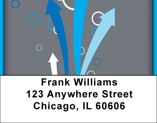 Moving Up Address Labels - 4
