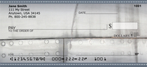 Warbirds Vintage Metals Personal Checks