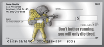 Navy Seals Mottos Personal Checks