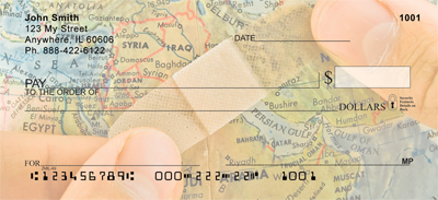 Heal The Persian Gulf Personal Checks