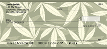Legalize Marijuana - Weed Camo Personal Checks