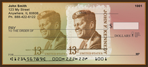 JFK Remembered Personal Checks