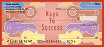 Keys To Success Personal Checks