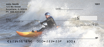 Kayak Wave Surfing Personal Checks